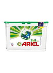 Ariel 3 in 1 PODS Laundry Capsules, 15 Pieces x 28.8g