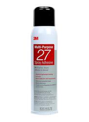 3M Multi-Purpose 27 Spray Adhesive, 370g, Clear