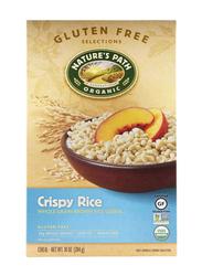 Natures Path Organic Crispy Rice Wholegrain Brown Rice Cereal, 284g