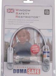 Duma Safe Window Lock Restrictor, White