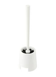 Toilet Brush Holder, 36.5cm, White/Black