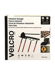 Velcro Industrial Strength Tape, 5mm x 150mm, Black