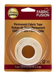 Aleene's Fusion Peel and Stick Fabric Tape, White