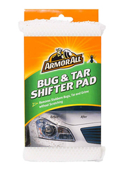 Armor All Bug and Tar Shifter Remover Pad, White