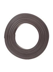 Darice Adhesive Back Magnet Strip Roll, 25 Feet, Black
