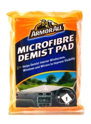 Armor All Microfiber Demist Pad, Orange/White