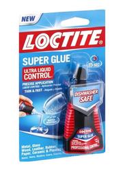 Loctite Ultra Liquid Super Glue, 4g, Beige