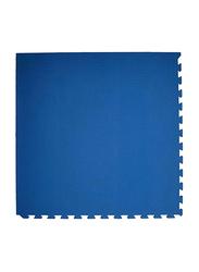 Tinyann Foam Interlocking Activity Mat, Blue