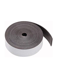 Darice Magnet Adhesive Tape, 120 inch, Black