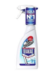 Viakal Spray Against Limescale Bathroom Cleaner, 500ml