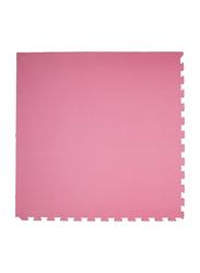 Tinyann Foam Interlocking Activity Mat, Pink