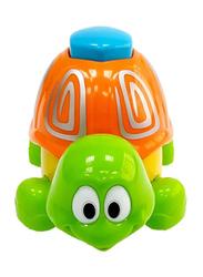 Toy School Tortoise Along Toy, Ages 1+, Multicolour
