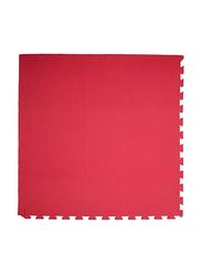 Tinyann Foam Activity Mat, Red