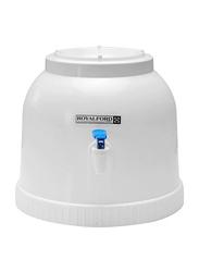 Royalford Mini Water Dispenser, White/Blue