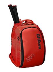 Wilson Federer DNA 2018 Backpack, Red