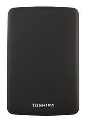 Toshiba 1TB HDD Canvio Basics External Portable Hard Drive, USB 3.0, Black