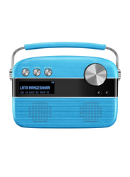 Saregama Carvaan SC01 Digital Music Wireless Portable Speaker, Electric Blue