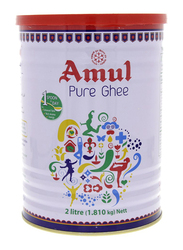 Amul Pure Ghee, 2 Liter