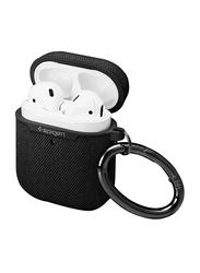 Spigen Apple AirPods 2/1 Urban Fit Designed Case Cover, Front LED Visible, Black
