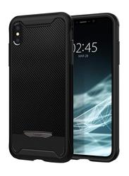 Spigen Apple iPhone XS Max Neo Hybrid NX Mobile Phone Case Cover, Black