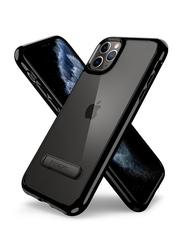 Spigen Apple iPhone 11 Pro Ultra Hybrid S Mobile Phone Case Cover, Jet Black