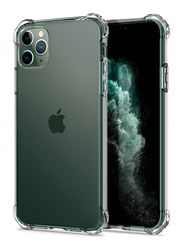 Vrs Design Apple iPhone 11 Pro Rugged Crystal Mobile Phone Case Cover, Crystal Clear
