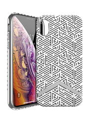 Avana Must Apple iPhone XS Max Mobile Phone Case Cover, Maze