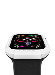 Spigen Rugged Armor Watch Case Cover for Apple Watch 44mm Series 4, White