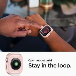 Spigen Apple Watch 44mm Series 6/SE/5/4 TPU case cover Rugged Armor, Rose Gold
