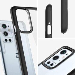 Spigen OnePlus 9 PRO TPU Case Cover Ultra Hybrid, Matte Black