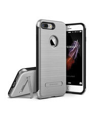 Vrs Design iPhone 7 Plus Duo Guard Mobile Phone Case Cover, Light Silver