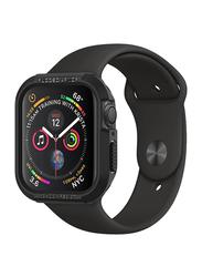 Spigen Rugged Armor Watch Case Cover for Apple Watch 44mm Series 4, Black