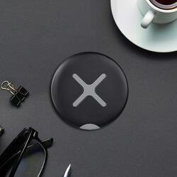 Odoyo XC5 Wireless Charging Pad, Qi Enabled, 10W Android, 7.5W iOS 11.2, Black