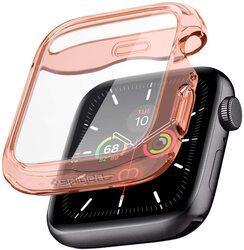 Spigen Apple Watch 40mm Series 6 / SE / 5/4 Combination case cover Ultra Hybrid, Rose Crystal