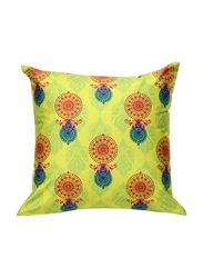 OraOnline No. 16 Multicolor Decorative Cushion/Pillow, 40x40 cm