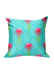 OraOnline No. 14 Multicolor Decorative Cushion/Pillow, 40x40 cm