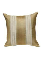 OraOnline Agatha Beige Decorative Cushion/Pillow, 40x40 cm