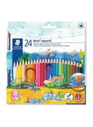 Staedtler Water Color Pencils Set, 24-Piece, Multicolour