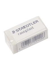 Staedtler Rasoplast Eraser, White