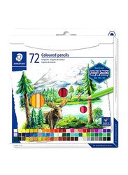 Staedtler Colored Pencil Set, 72 Pieces, Multicolour