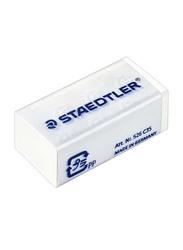 Staedtler Radierer Eraser, White