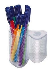 Staedtler Triplus Fineliner Colour Pen Set, 12-Pieces, Multicolour