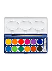 Staedtler Water Color Kit, 12-Piece, Multicolour