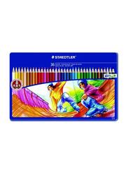 Staedtler Coloured Pencil Set, 36-Piece, Multicolour