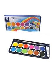 Staedtler Water Colour Set, 12-Piece, Multicolour