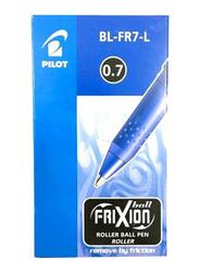 Pilot 4 -Piece Frixion Rollerball Pen Set, Light Blue