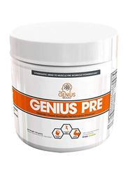The Genius Brand Genius Pre Workout Powder, 338gm, Grape Limeade