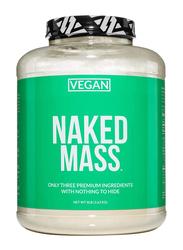 Naked Nutrition Mass Weight Gainer, 3.63 Kg, Vanilla Vegan