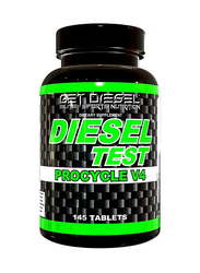Get Diesel Nutrition Procycle V4 Testosterone Booster Dietary Supplement, Regular, 145 Tablets