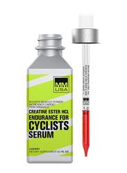 MMUSA Creatine Ester HCL Endurance for Cyclists Serum, 150ml, Cherry